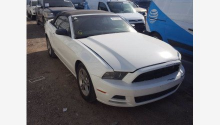 2013 Ford Mustang Convertible for sale 101396979