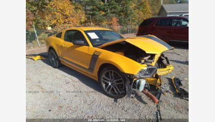 2013 Ford Mustang Boss 302 Coupe for sale 101409995