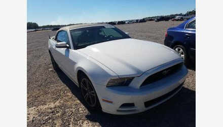 2013 Ford Mustang Convertible for sale 101414552