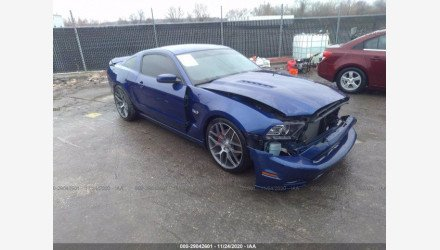 2013 Ford Mustang GT Coupe for sale 101438090