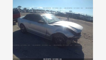 2013 Ford Mustang Convertible for sale 101442913