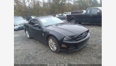 2013 Ford Mustang Convertible for sale 101443841