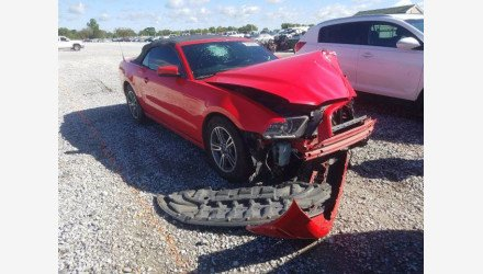 2013 Ford Mustang Convertible for sale 101458257
