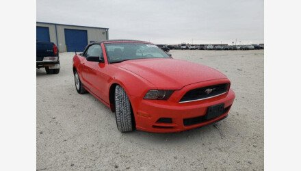 2013 Ford Mustang Convertible for sale 101464009