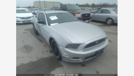 2013 Ford Mustang Coupe for sale 101465105