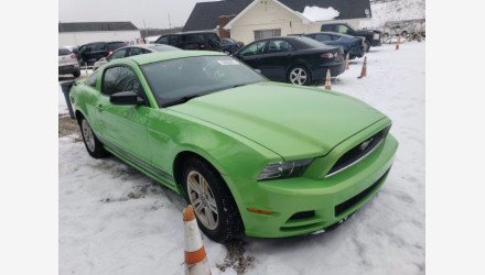 2013 Ford Mustang Coupe for sale 101468010