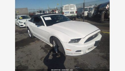 2013 Ford Mustang Convertible for sale 101491977