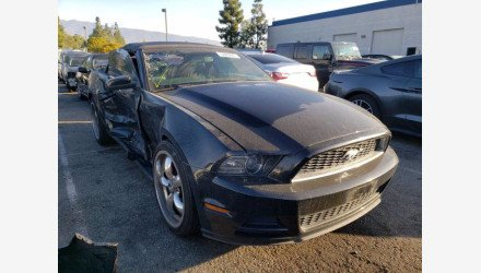 2013 Ford Mustang Convertible for sale 101494276