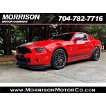 2013 Ford Mustang Shelby GT500 Coupe for sale 101526466