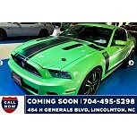 2013 Ford Mustang for sale 101629740