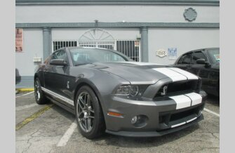 2013 Ford Mustang Shelby GT500 Coupe for sale 101632010