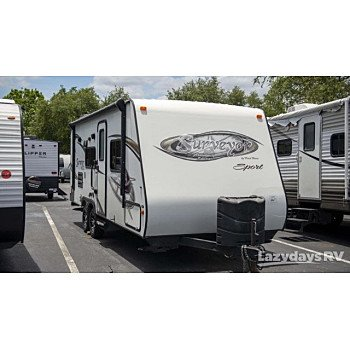 2013 Forest River Surveyor for sale 300239042