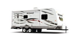 2013 Forest River Wildwood 26RKSS specifications