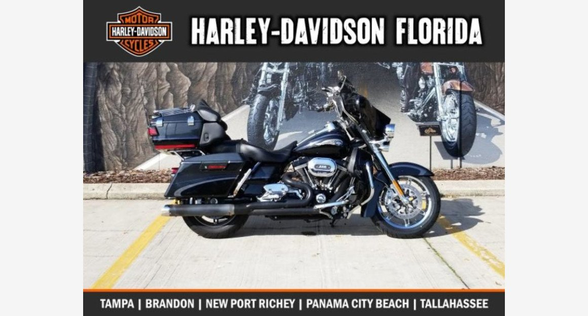 2013 Harley-Davidson CVO for sale 200642039