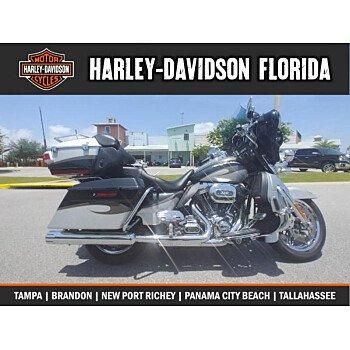 2013 Harley-Davidson CVO for sale 200651419
