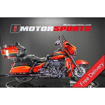 2013 Harley-Davidson CVO for sale 200699647