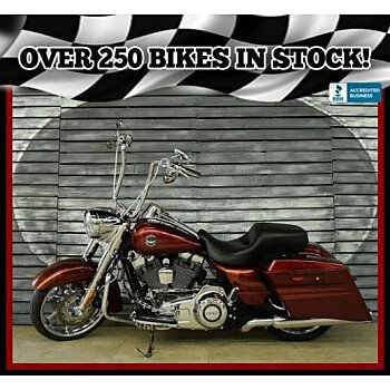 2013 Harley-Davidson CVO for sale 200719041