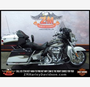2013 Harley-Davidson CVO for sale 200662305
