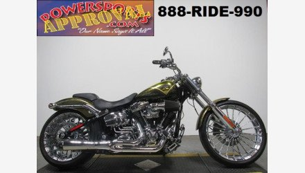 2013 Harley-Davidson CVO for sale 200692903