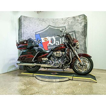 2013 Harley-Davidson CVO for sale 200772801