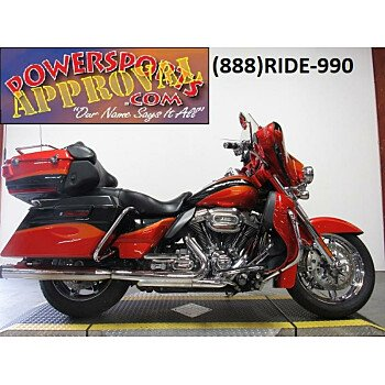 2013 Harley-Davidson CVO for sale 200791344