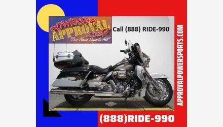 2013 Harley-Davidson CVO for sale 200794193