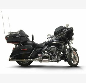 2013 Harley-Davidson CVO for sale 200841531
