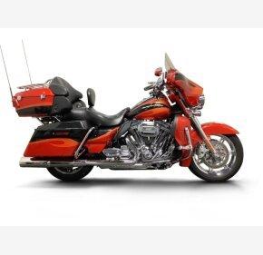 2013 Harley-Davidson CVO for sale 200850736