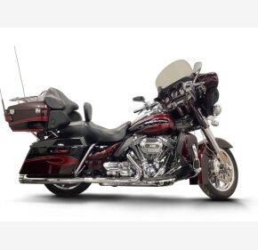 2013 Harley-Davidson CVO for sale 200859379
