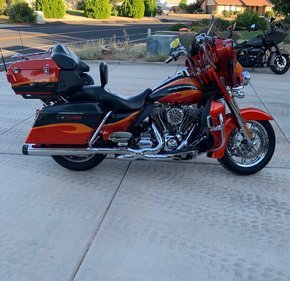 2013 Harley-Davidson CVO for sale 200898078