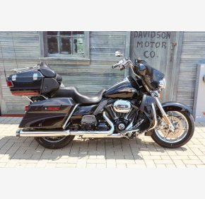 2013 Harley-Davidson CVO for sale 200915101