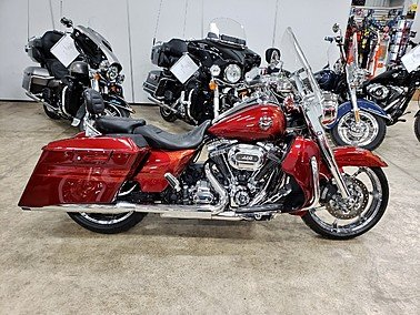 2013 Harley-Davidson CVO for sale 200915227