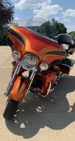 2013 Harley-Davidson CVO for sale 200925707