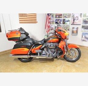 2013 Harley-Davidson CVO for sale 200926873
