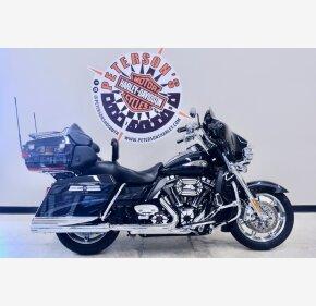 2013 Harley-Davidson CVO for sale 200991048