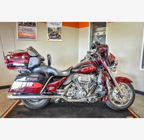 2013 Harley-Davidson CVO for sale 201005595