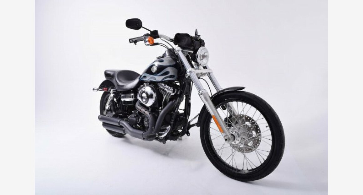 2013 Harley-Davidson Dyna for sale 200594466