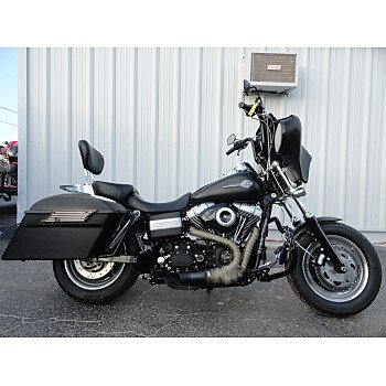 2013 Harley-Davidson Dyna Fat Bob for sale 200705290