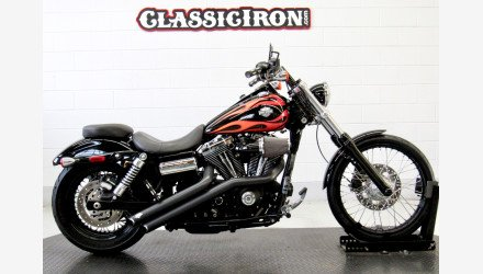 2013 Harley-Davidson Dyna for sale 200700384