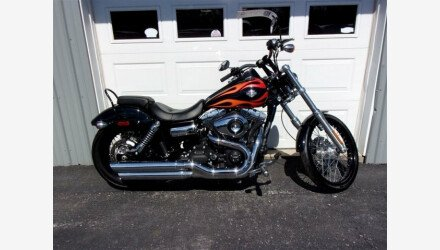 2013 Harley-Davidson Dyna for sale 200724936