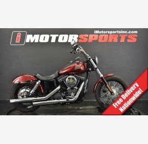 2013 Harley-Davidson Dyna for sale 200768847