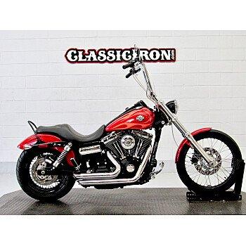 2013 Harley-Davidson Dyna for sale 200795195
