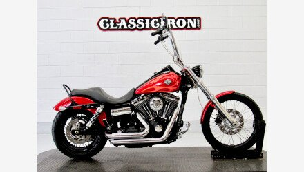 2013 Harley-Davidson Dyna for sale 200795195