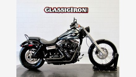 2013 Harley-Davidson Dyna for sale 200810197