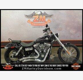 2013 Harley-Davidson Dyna for sale 200925476