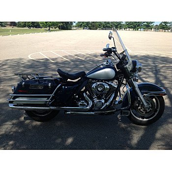 2013 Harley-Davidson Police Road King for sale 200707860