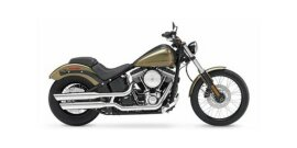 2013 Harley-Davidson Softail Blackline specifications