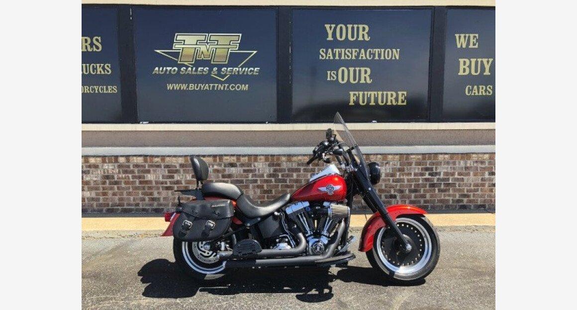2013 Harley-Davidson Softail for sale 200591771