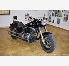 2013 Harley-Davidson Softail Slim for sale 200630758