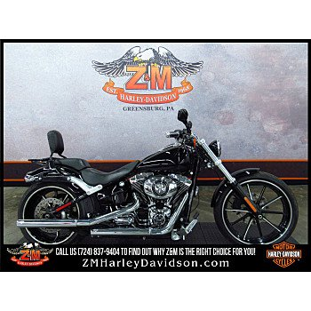 2013 Harley-Davidson Softail for sale 200716562